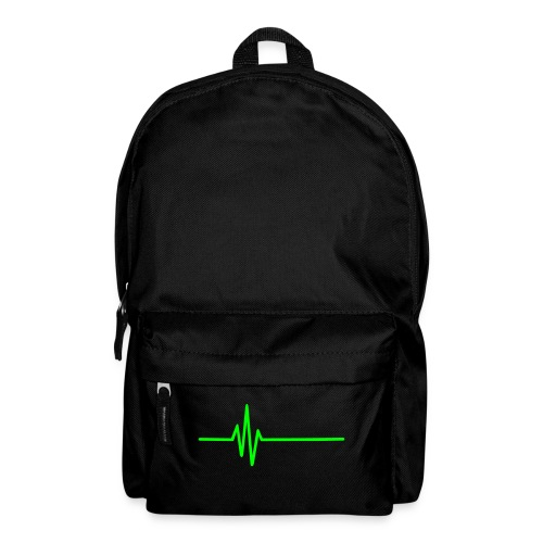 Heartbeat Backpack - Backpack