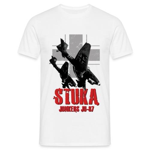 Stuka JU-87 - Camiseta hombre