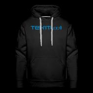 Hoodies & Sweatshirts ~ Men's Premium Hoodie ~ Tek'it Audio Black