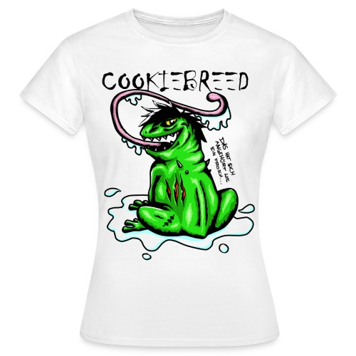 Froschi - Frau - Frauen T-Shirt