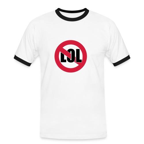Anti LOL - Men's Ringer Shirt