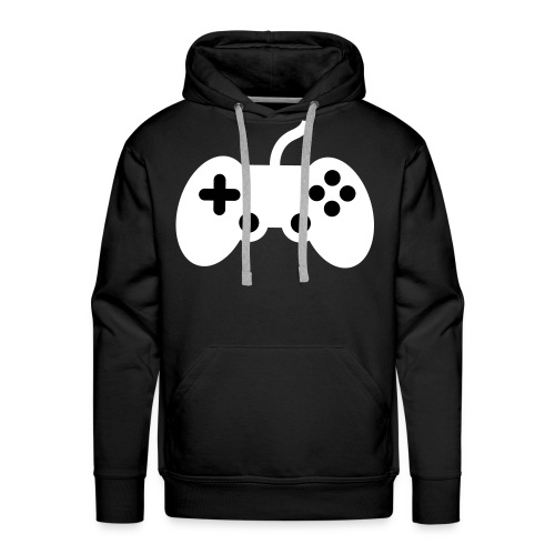 PS Controller Hoodie - Mannen Premium hoodie