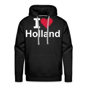 I love holland mannen sweater - Mannen Premium hoodie