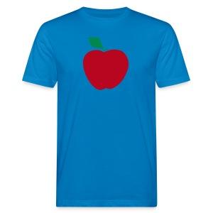 Appel - Mannen Bio-T-shirt