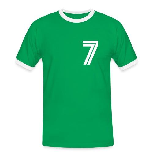 Retronaldo - Mannen contrastshirt
