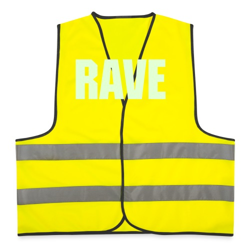 Rave Jacket - Reflective Vest
