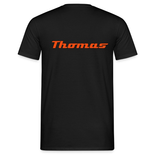 Thomas - Mannen T-shirt