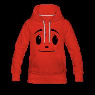 Hoodies & Sweatshirts ~ Women's Premium Hoodie ~ Funky star face!!!!  by kidd81.com