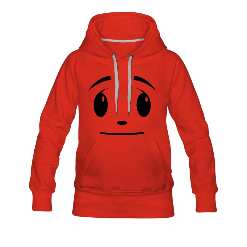 Funky star face!!!!  by kidd81.com  - Women's Premium Hoodie