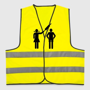 Just Married... - Reflective Vest