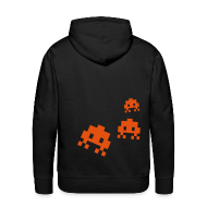 Hoodies & Sweatshirts ~ Men's Premium Hoodie ~ APC Bloop invasion