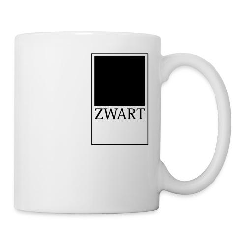 mok_zwarte_koffie - Mug