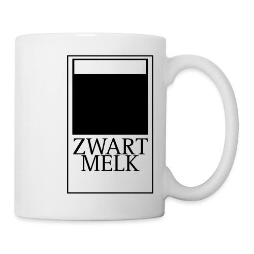 mok_zwarte_koffie_melk - Mug