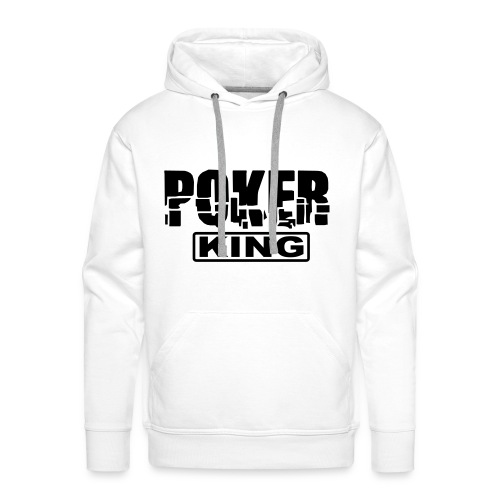 Poker King - Men's Premium Hoodie
