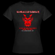 T-Shirts ~ Women's T-Shirt ~ Diabolus Design Women's T-Shirt