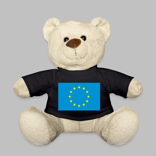 Europaflagge (vorn) - Teddy - Teddy