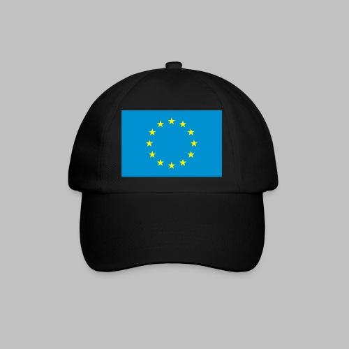 Europaflagge - Baseballkappe - Baseballkappe