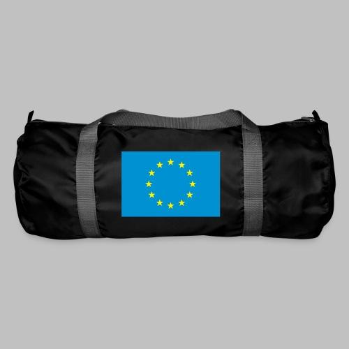Europaflagge (vorn bedruckt) - Sporttasche - Sporttasche