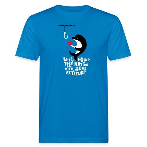Attitude - Men's Organic T-Shirt