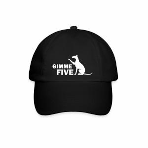 Whippet Gimme five - Baseballkappe