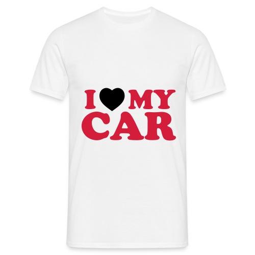 ILoveMYCAR - Männer T-Shirt