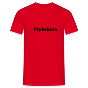 flybikers 'ride or die' - Mannen T-shirt