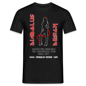 Diabolus Harvest T-Shirt - Men's T-Shirt