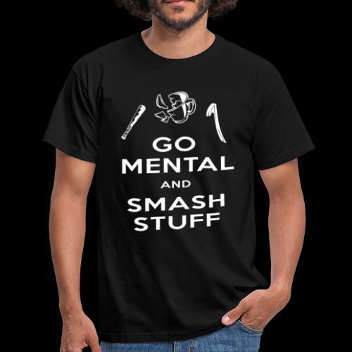 Go Mental T-Shirt - Men's T-Shirt