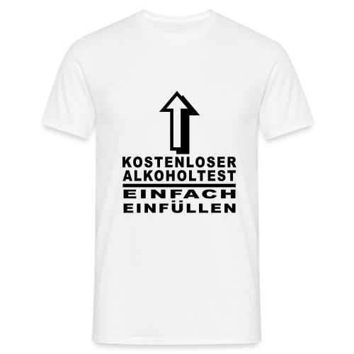 alles - Männer T-Shirt
