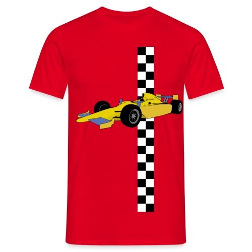 t-shirt racing car - Men's T-Shirt