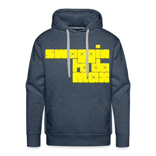 Swaggin To Da Max. - Mannen Premium hoodie