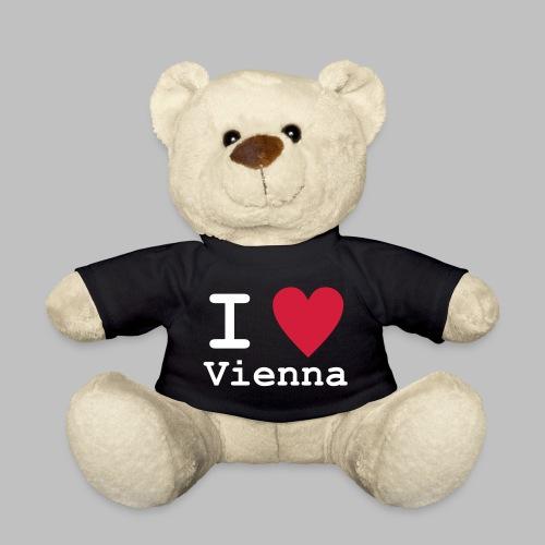 I Love Vienna - Teddy schwarz - Teddy
