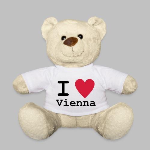 I Love Vienna - Teddy weiss - Teddy