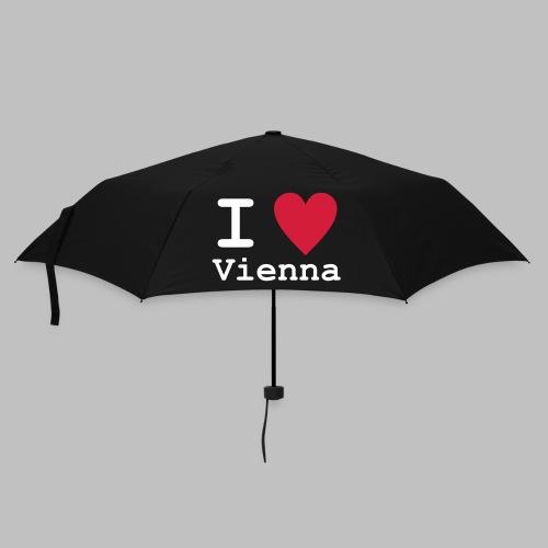 I Love Vienna - Regenschirm klein - Regenschirm (klein)