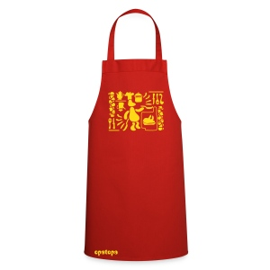 Romantic Dinner - Cooking Apron