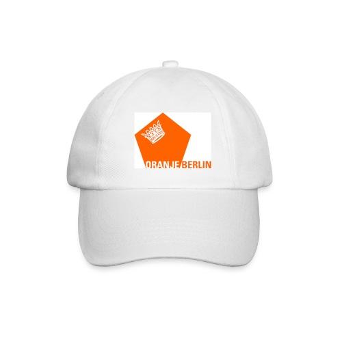 Oranje Cappy - Baseballkappe