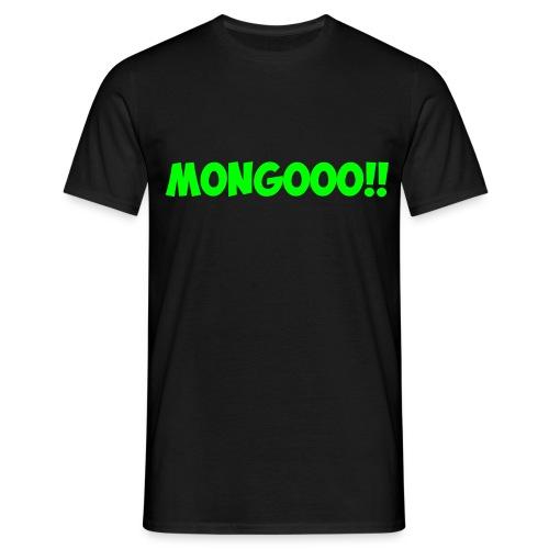 mongooo - Männer T-Shirt