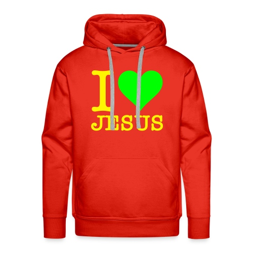 Jesus - Men's Premium Hoodie