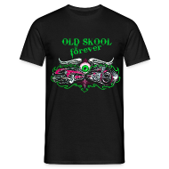 T-Shirts ~ Men's T-Shirt ~ Old Skool T-Shirt