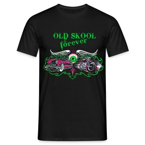 Old Skool T-Shirt - Men's T-Shirt