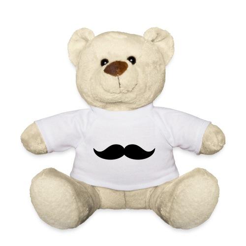 Funny Beard (parta) & Mustache Nalle - Teddy