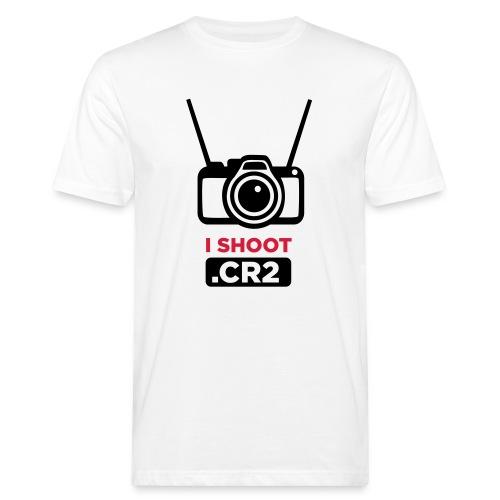 360 Grad - Photographer1 - Männer Bio-T-Shirt