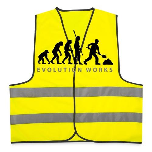 Worker - Reflective Vest