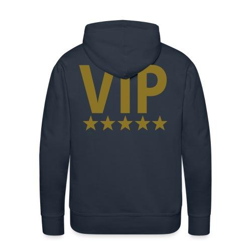 VIP-shirt - Herre Premium hættetrøje