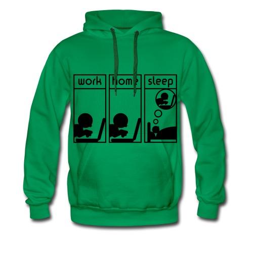 Hoodie Of GS - Men's Premium Hoodie