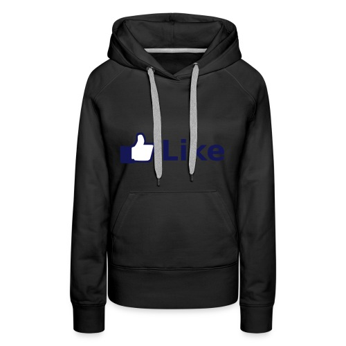 Sweat à capuche Femme   I Like  - Sweat-shirt à capuche Premium pour femmes