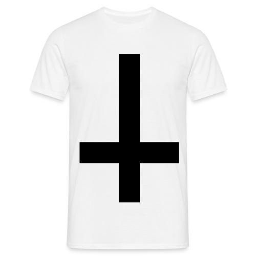 Petruskreuz Basic Shirt - Männer T-Shirt