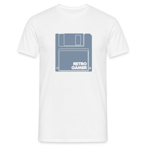 Floppy Gamer? - Maglietta da uomo