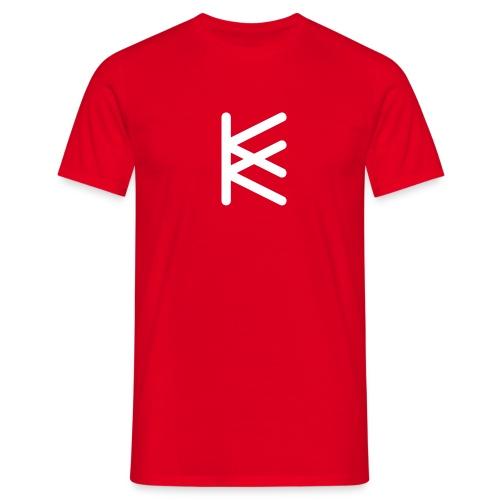 Symbol kille - T-shirt herr