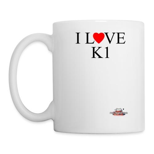 I love  K1 - Tazza